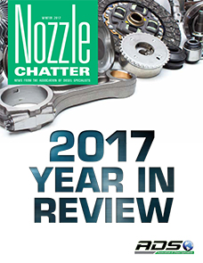 Nozzle Chatter - Winter 2017