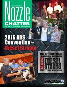 Nozzle Chatter Post-Convention 2016