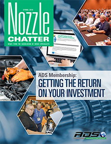 Nozzle Chatter Spring 2018