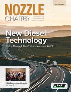 ADS Nozzle Chatter - Post-Convention 2018 Issue