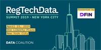 RegTech Data Summit 2019