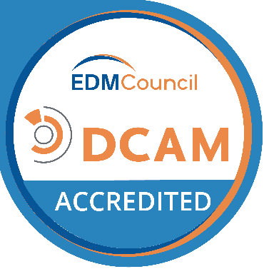 DCAM Accredited Badge