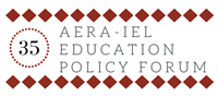 AERA/IEL Education Policy Forum Luncheon ft. Mary Dilworth