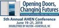 Appalachian Higher Education Network Conference
