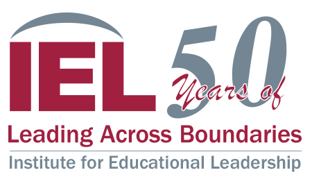 IEL 50th Anniversary Logo