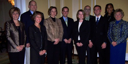 Group Photo of 2007-2008 West Virginia EPFP Fellows