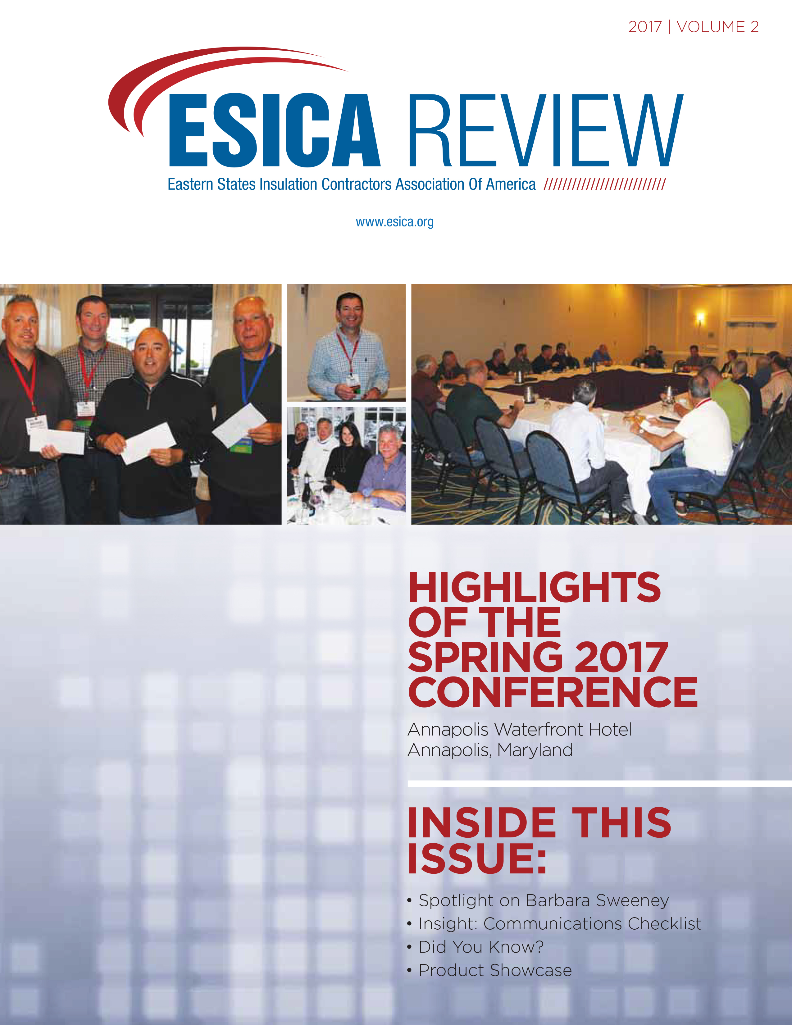 ESICA Review 2017 Volume 2