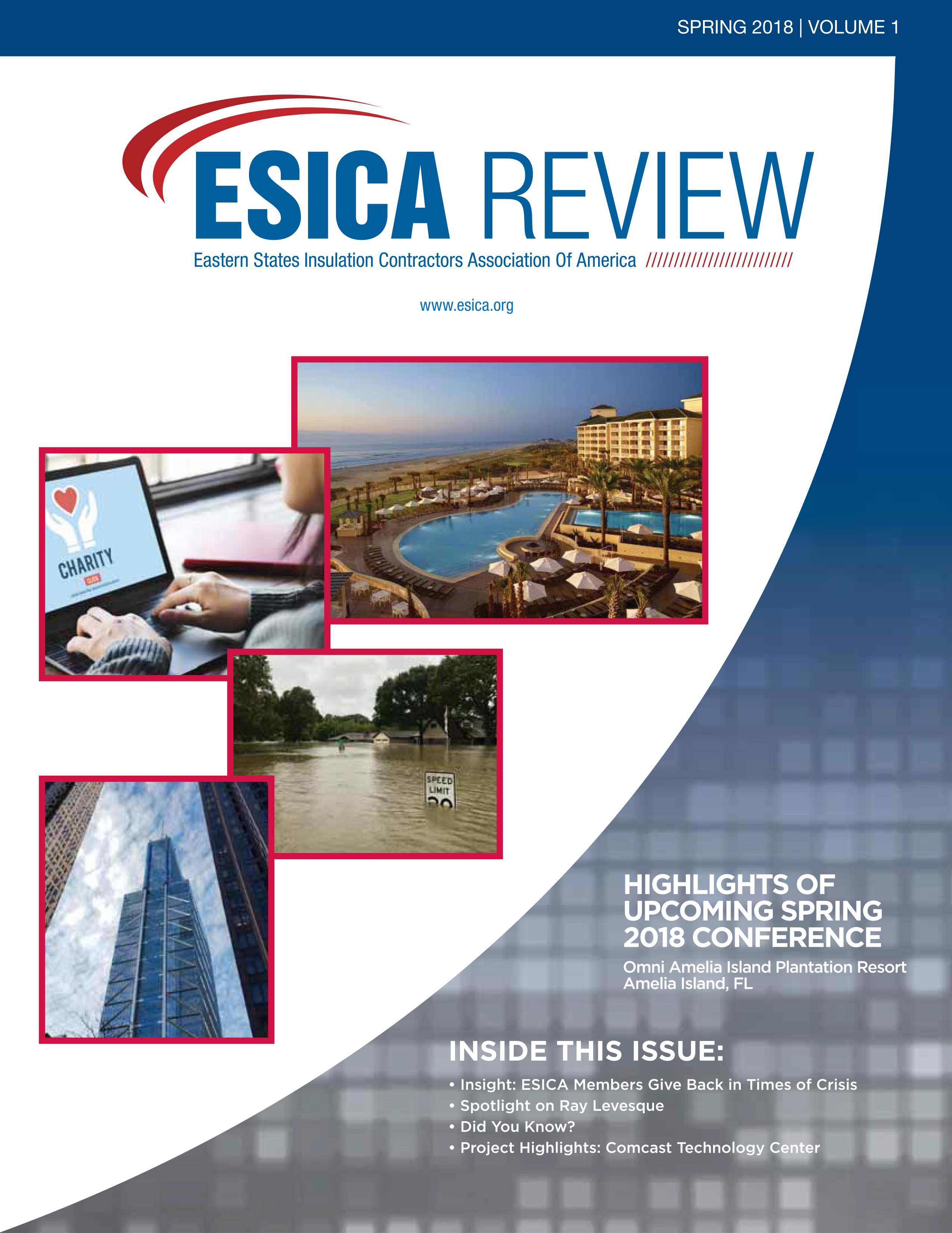 ESICA Review Spring 2018 Volume 1