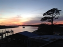 Sunset at Bowens Island
