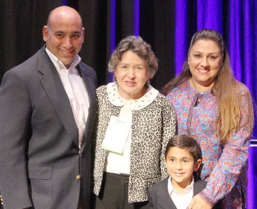 Denice Bettencourt family - photo