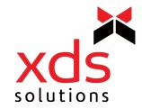 XDS Solutions logo