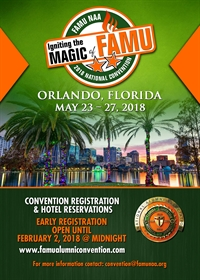 2018 FAMU National Alumni Convention