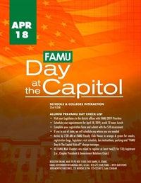 FAMU Day at the Capitol 2019