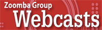 Zoomba Group Upcoming & On-Demand Webinars - each qualifies for 1 CEU