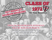 Class of 1972 - 45 Year Reunion