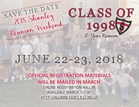 Class of 1998 - 20 Year Reunion