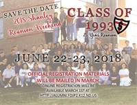Class of 1993 - 25 Year Reunion
