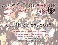 Class of 1988 - 30 Year Reunion