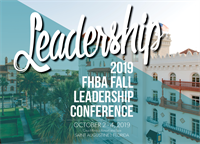 2019 FHBA Fall Leadership Conference