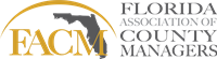 2018 FACM Annual County Manager Workshop