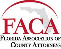 2018 FACA New Assistant County Attorney Orientation