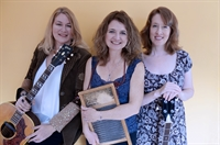 Lansdowne Folk Club presents The Boxcar Lilies and special guest Emily Mure