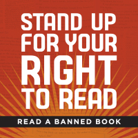 Stand UP for the Right to Read