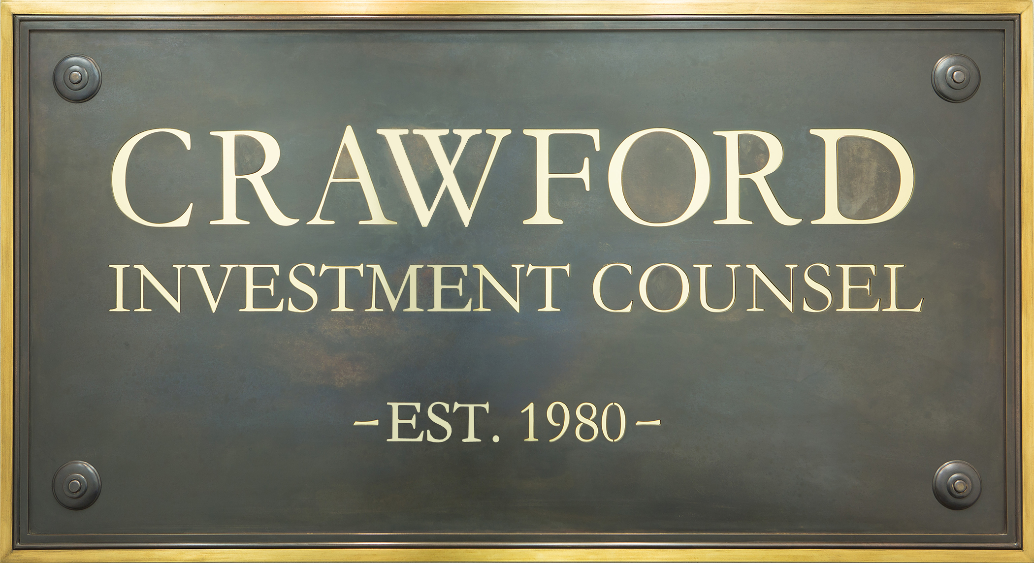 Crawford Investment Counsel Logo