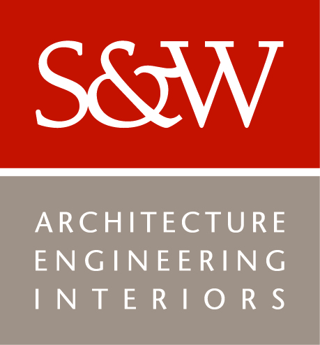S&W Architecture Engineering Interiors Logo