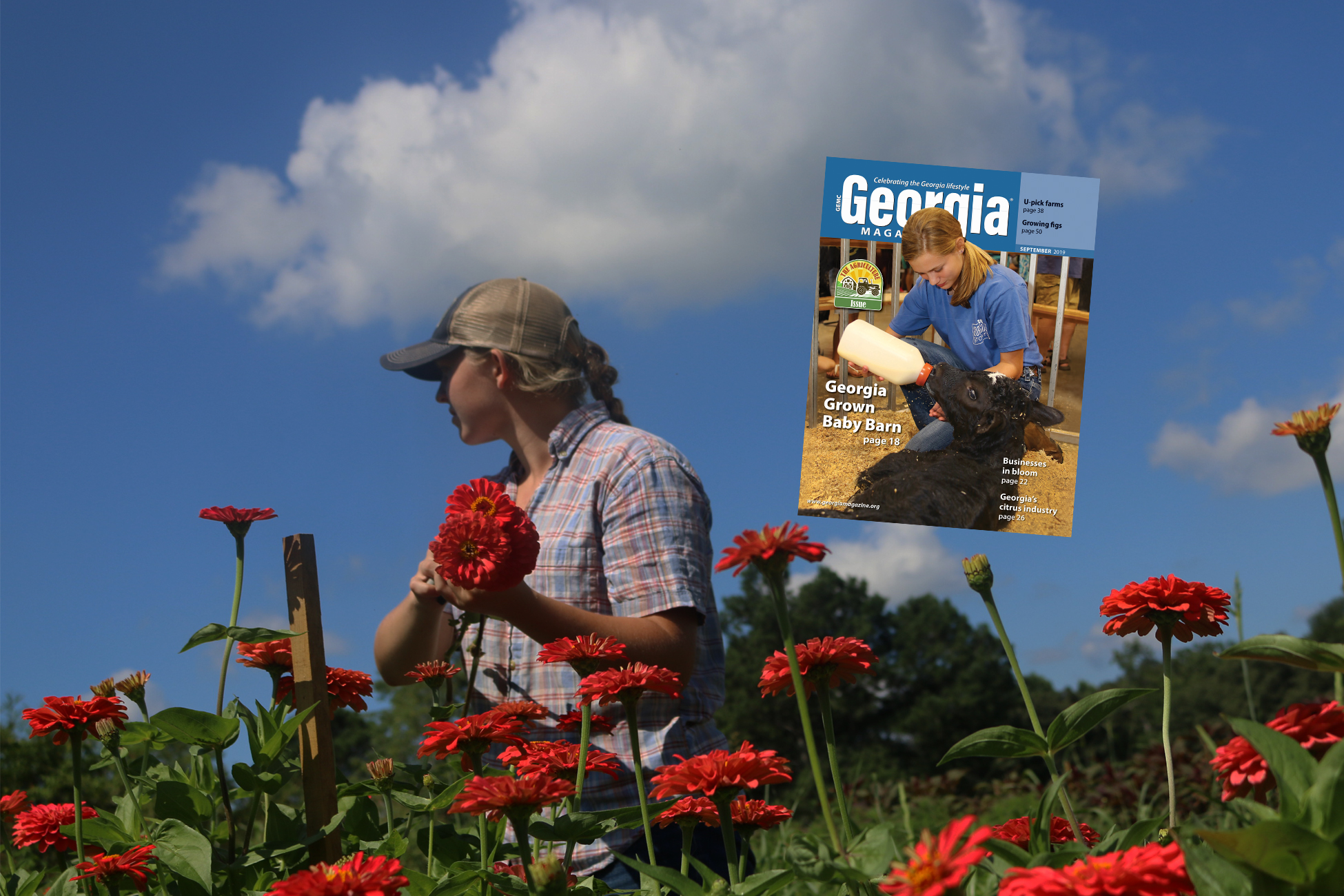 Check out September's Georgia Magazine