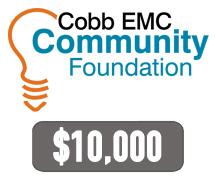 Cobb EMC and Cobb EMC Community Foundation Give $10,000+