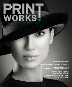 Print Works! Cover