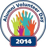 Alumni Volunteer Day 2014