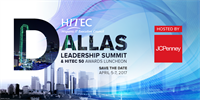 2017 Spring HITEC Dallas Leadership Summit & HITEC 50 Awards Luncheon - SOLD OUT