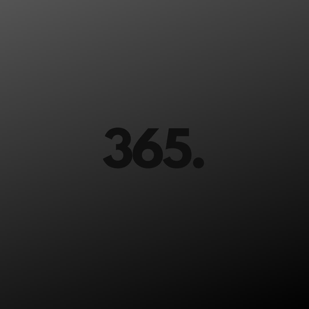 Black 365.