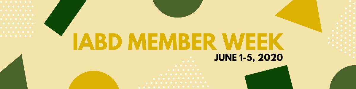 2020 Membership Appreciation Week