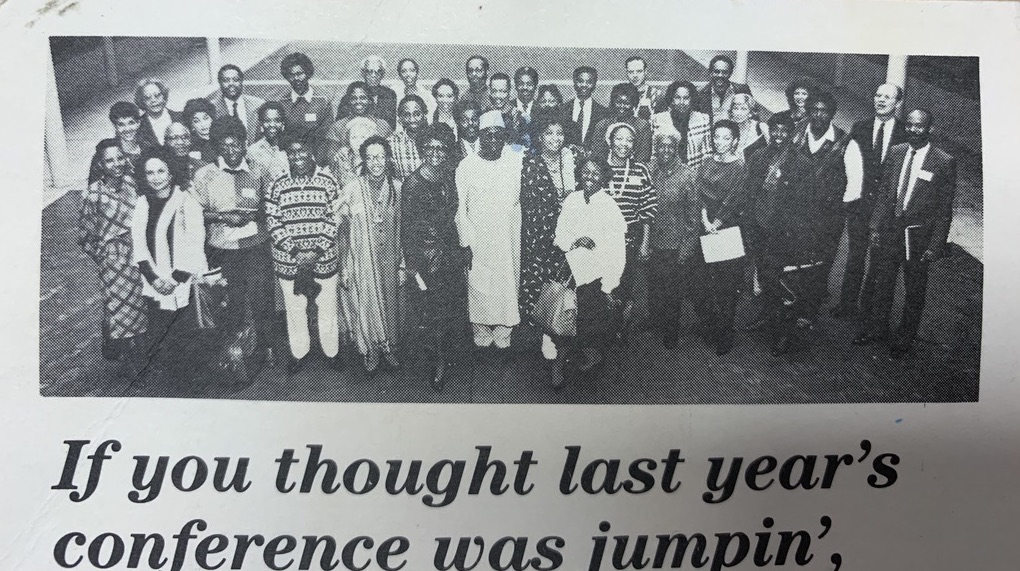 1989 - 2nd International Conference of Black Dance Companies