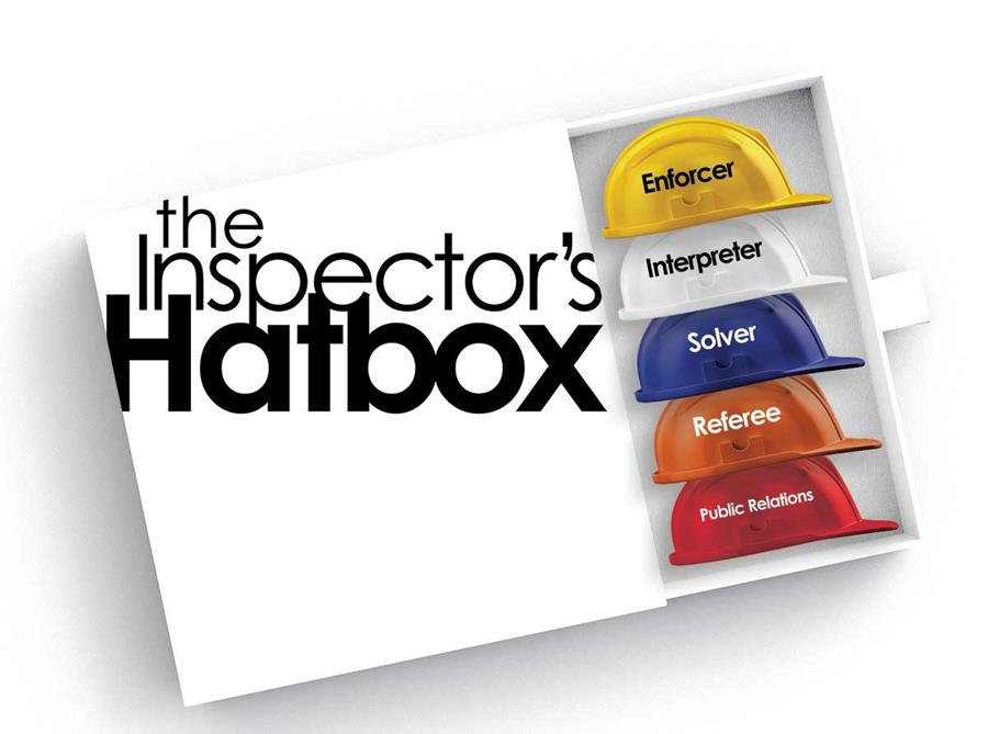 The Inspector's Hatbox