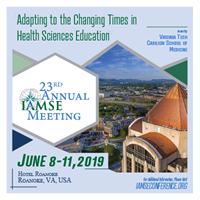 IAMSE 2019 Annual Meeting