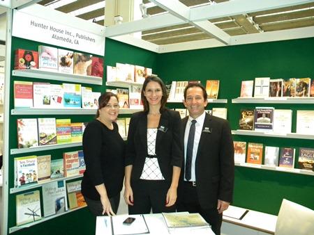 2013 Frankfurt IBPA Booth Crew