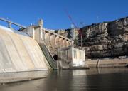 Morris Sheppard Dam