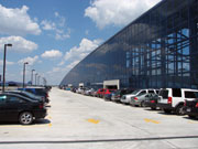 Detroit Metropolitan Airport Blue Deck Parking