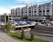 Royal University Hospital Parkades