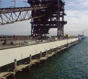 San Nicolas Bay Shougang Terminal