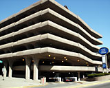 Temple Street Parking Garage