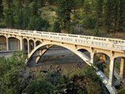 Upper Perry Arch Bridge