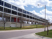 USAF Harmon Hall
