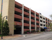 Chapel Hill Street Parking Garage