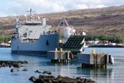 Kawaihae Harbor Mooring Structure