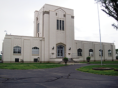 North Hamilton Water Treatment Plant